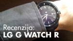Recenzija: LG G Watch R