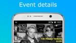 Eventos aplikacija fer