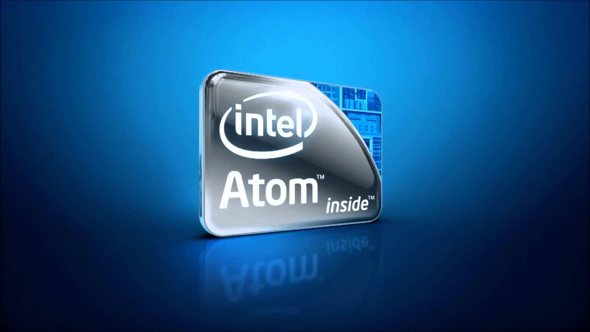 intel atom procesori