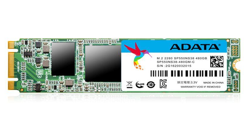 ADATA SP550 M.2 SSD
