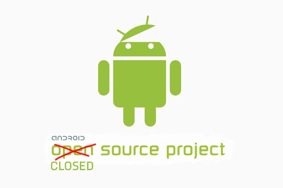 android zatvoreni sustav