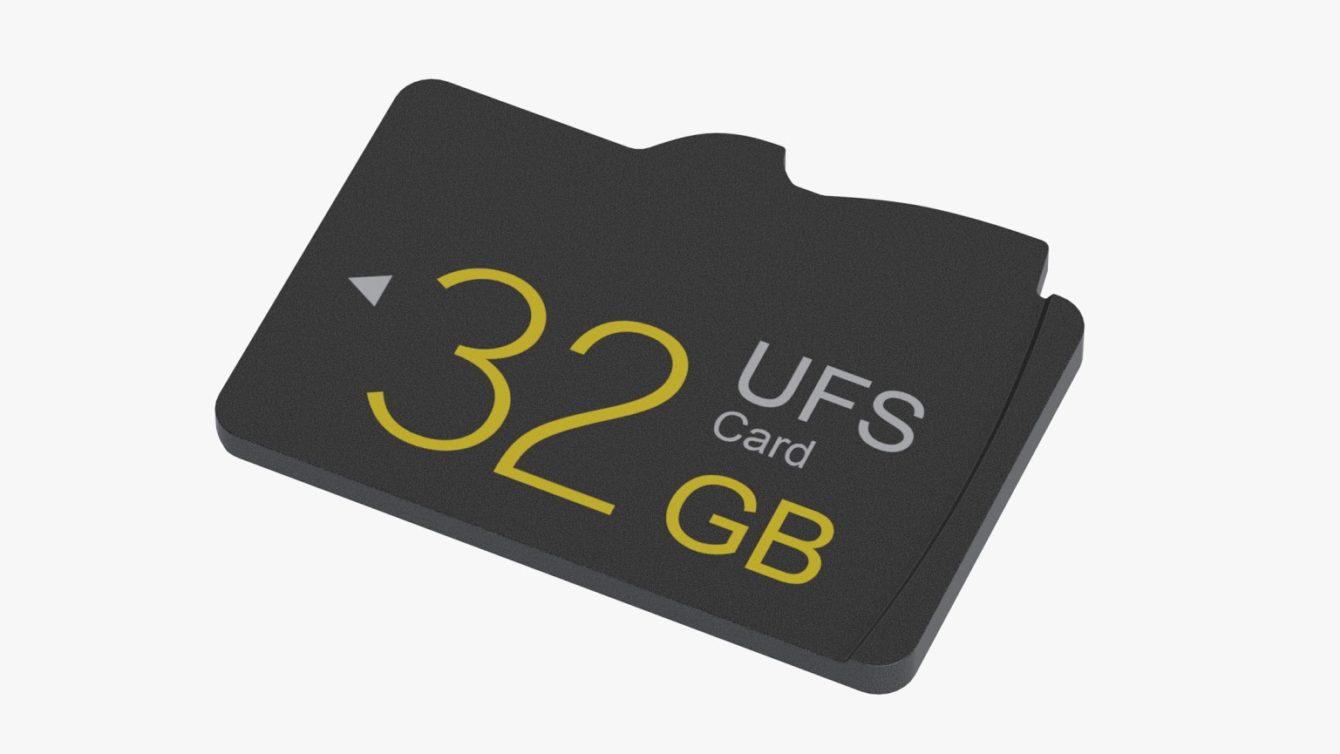 UFS memorijska kartica